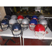 Lote 13 Cascos Riddell Revolution Futbol Americano #e603