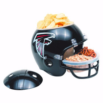 Casco Nfl Atlanta Falcons Halcones De Atlanta Botanero