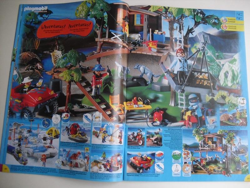 catalogo juguetes playmobil: