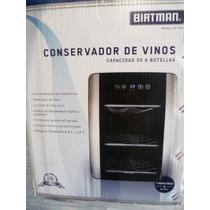 Enfriador De Vinos Birtman 6 Botellas