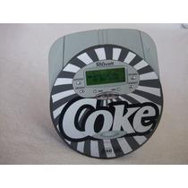 Reproductor Rio Sp50c Cd Discos Mp3 Conmemorativo Coca Cola