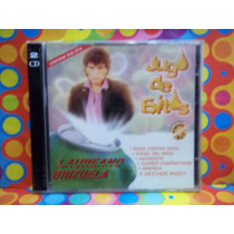 Laureano Brizuela Cd Jugo De Exitos 2 Cds Melody