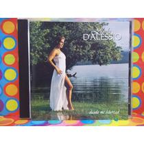 Lupita Dalessio Cd Desde Mi Libertad 1994 Con Cancionero