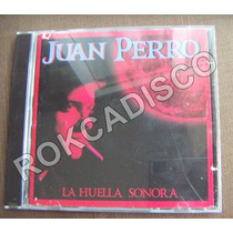 Cd, Juan Perro, La Huella Sonora, España