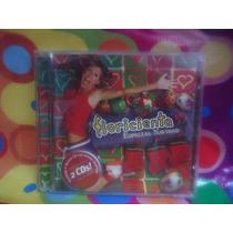Floricienta Cd Especial Navidad, 2cds. Temas Ineditos Teatro