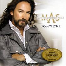 Marco Antonio Solis No Molestar Edicion Deluxe Cd+dvd Nuevo