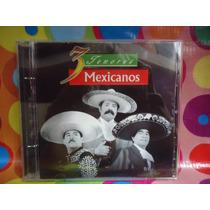 3 Tenores Mexicanos Cd Alberto Angel, Humberto Gravioto,