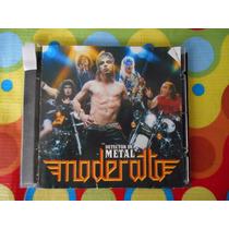 Moderatto.cd-detector De Metal
