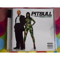 Pitbull Cd Rebelution.2009