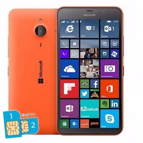 celulares nokia microsoft n640 xl dual sim lumia
