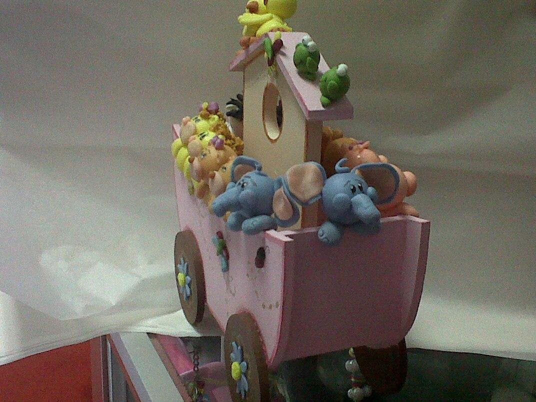 Mesa carreolas para bautizo baby shower ohism images image for Centros de mesa para baby shower