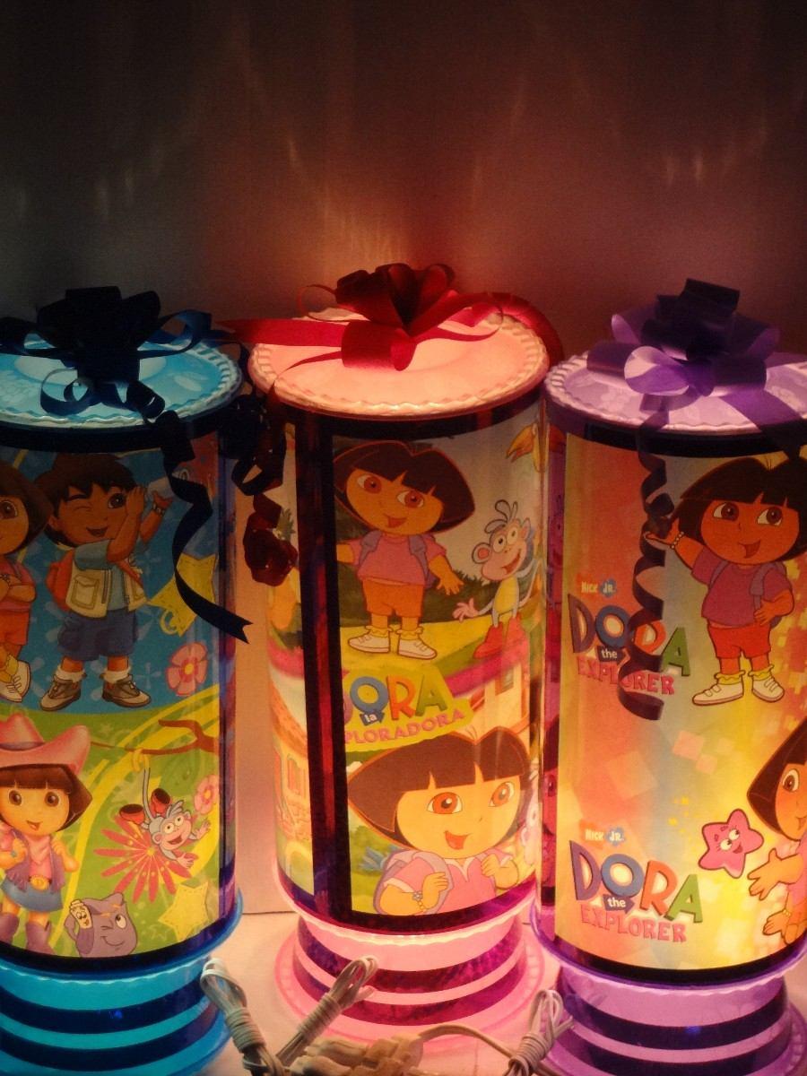Sofia recuerdos centros de mesa pi ata lamparas sofia - Lamparas de mesita ...