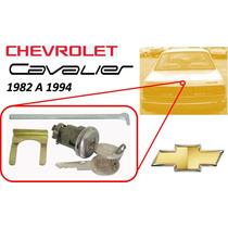 82-94 Chevrolet Cavalier Chapa Para Cajuela Llaves Cromado