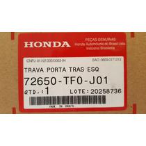Chapa Electrica Trasera Izq Honda Fit Nuevo Original