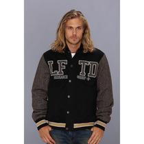 Chamarra L-r-g Lifted Varsity Jacket Talla L