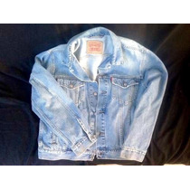 Chamarra De Mezclilla Levis Vintage Made In Usa 80s Perfect
