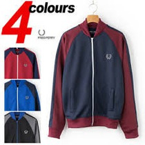 Chamarra Fred Perry Track