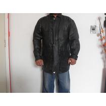 Chamarra Harley Piel Wilsons Leather Negra