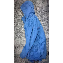 Chamarra, Chaqueta, Abrigo Azul Pull &bear Nuevo
