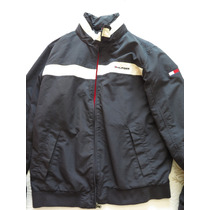 Chamarra Tommy Hilfiger (impermeable)