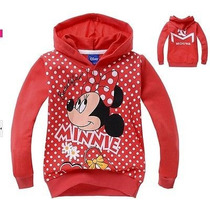 Sudadera, Chamarra Minnie, Mini, Minnie Mouse