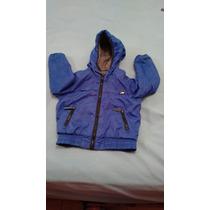Chamarra De Niño Azul Rey 4-5 Años Marca Zara Kids