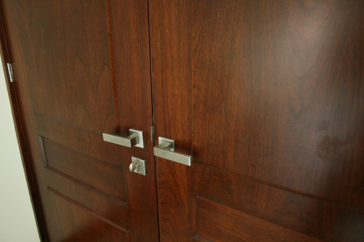 Chapa o cerradura de acero inoxidable s lido para puerta for Puerta plegable con cerradura