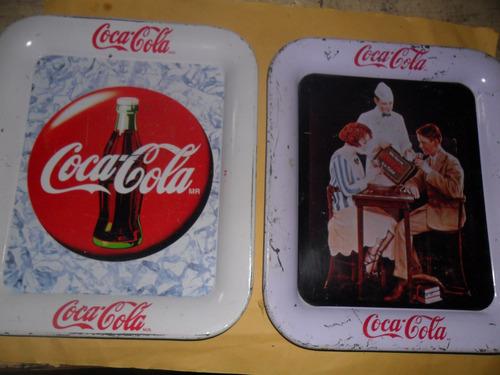 Charolas Coca Cola