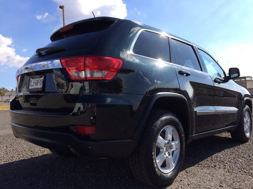 Jeep Grand Cherokee 5p Laredo 4x2 V6 Aut Lujo 2013