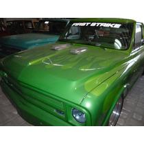 Chevrolet 1968 Equipada 1/4 De Milla