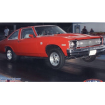 Chey Nova Rally 1978 1/4 De Milla 9 Seg 1978