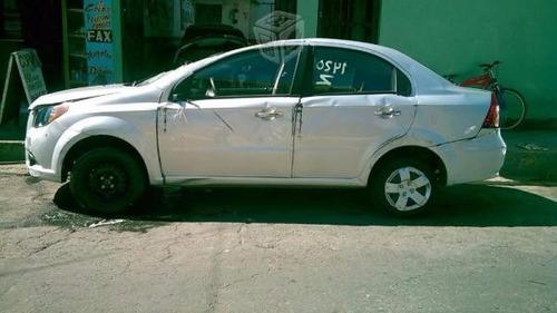 Chevrolet Aveo 2013 Standar En Partes