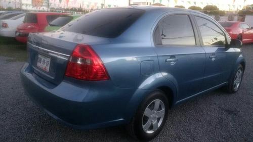 Chevrolet Aveo 4p Ls 5vel A/a 2013