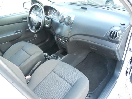 Chevrolet Aveo, Basico, A/a, 1.6l, Tm, Paq. M