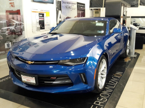 Chevrolet Camaro 2017 Chevrolet Aeropuerto