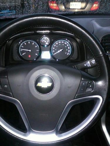 Chevrolet Captiva Piel Lt V6 Automática 2013