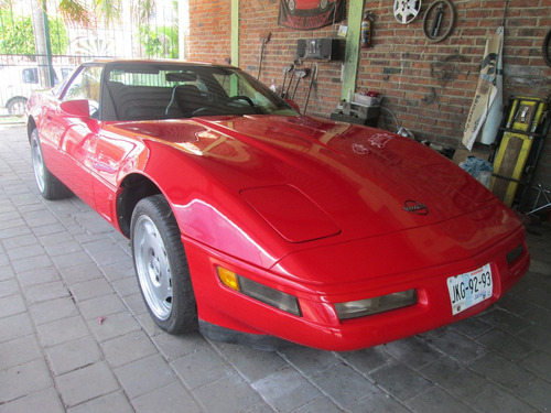 Chevrolet Corvette 1995 Impecable.