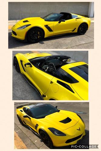 Chevrolet Corvette Z06 2016 650hp Supercargado Z07 2mil Kms