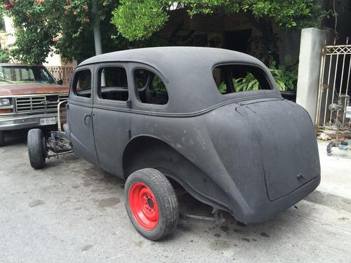 Chevrolet Proyecto Rat Rod
