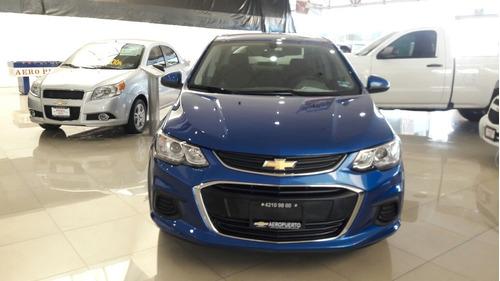 Chevrolet Sonic Lt 2017 Chevrolet Aeropuerto