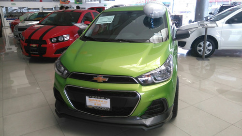 Chevrolet Spark Ng Lt 2017 Chevrolet Aeropuerto