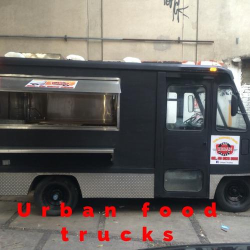 Chevrolet Vanette Food Truck Chevrolet Vanette 2001 2001