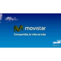 Chip Movistar 8 Fijo Conexión Hogar Prepago.