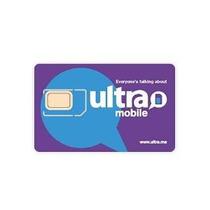 Ultra Mobile Sim Starter Kit Funciona En Teléfonos Gsm Desbl