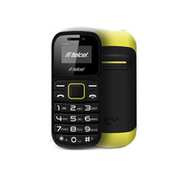 Celular Nyx Mobile Bit 205 Amarillo Desbloqueado Orange