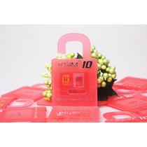 R-sim 10 Gevey Iphone 4s 5 5s/c 6 6 Plus Desbloqueo Liberaci