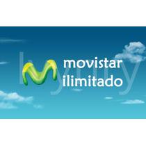 Movistar Ilimitado (internet Ilimitado)