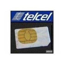 Chips Telcel 120$ Area Mexicali,tijuana.envio Gratis