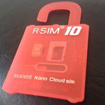 Rsim 10 Original Gevey Telcel Sprint Libera Desbloquea Imei
