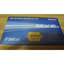 Chip Telcel Lada 833 Tampico